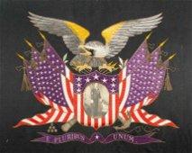 American War Commemorative Panel