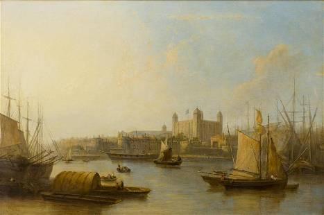 Attributed to James Webb (1825-1895) British