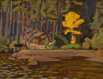 Lawren Stewart HARRIS, CC (1885-1970) Canadian
