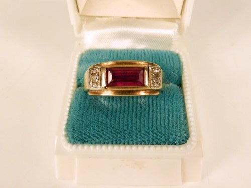 Men's 10kt Gold Ring