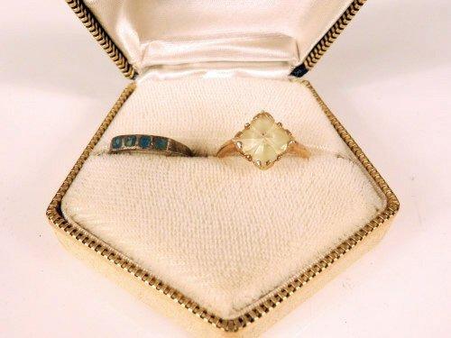 Women's 10 K Gold Ring