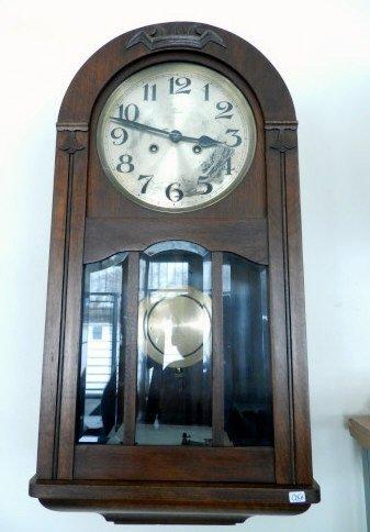 Wall Clock Fasco Germany