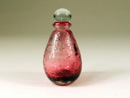 Cranberry Art Glass