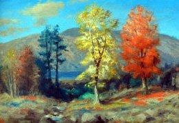 Art - Oil on Board John C. Forbes (1846-1925, Toronto)