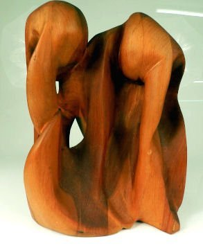 Art - wood carving by S. Bertrand