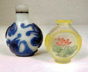 Chinese Opium Bottles