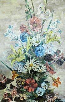 Art - Geneva Adair Jackson (1916-2006, Canadian)