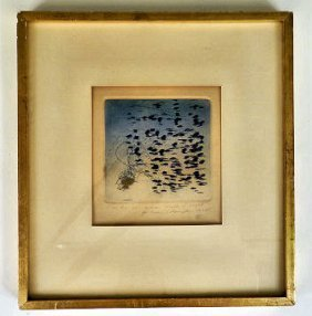 Art - Bernard Childs (1910-1985, American)