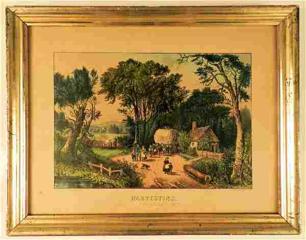 CURRIER & IVES PUBLISHERS