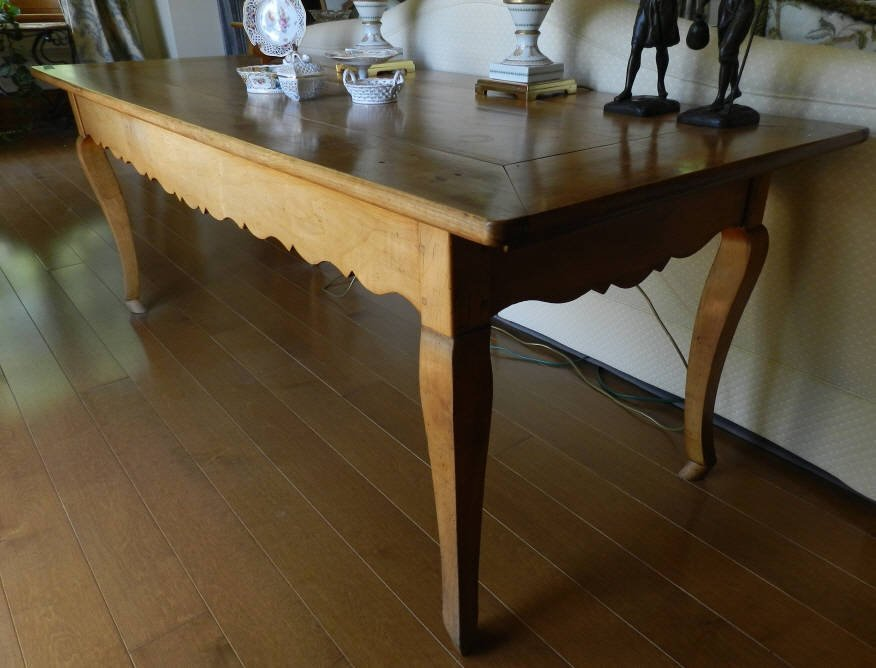 French table / Table française