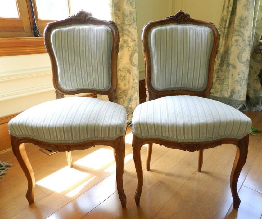 Chairs / Chaises Louis XV