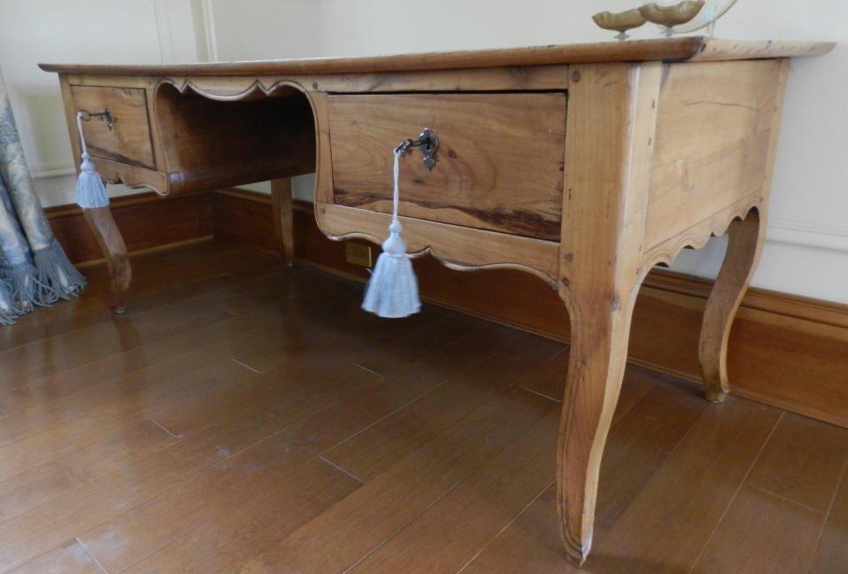 French desk / Bureau français 18th C.
