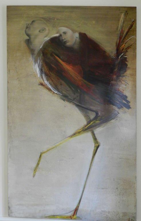 Art - Richard MORIN (1963, Canadian)