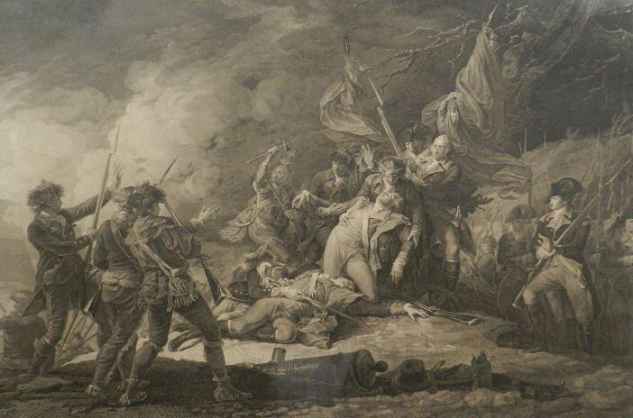 Art - After John TRUMBALL (1756-1843, American)