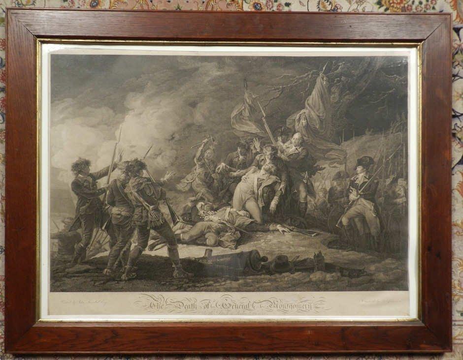 Art - After John TRUMBALL (1756-1843, American) - 2