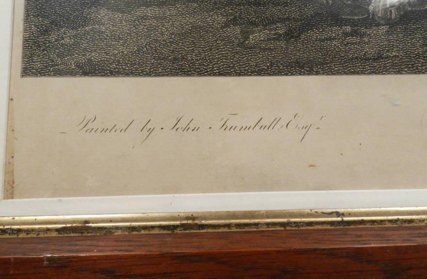 Art - After John TRUMBALL (1756-1843, American) - 5