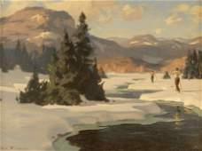 Art - John E. B. RIORDON, A.R.C.A. (1906-1948)