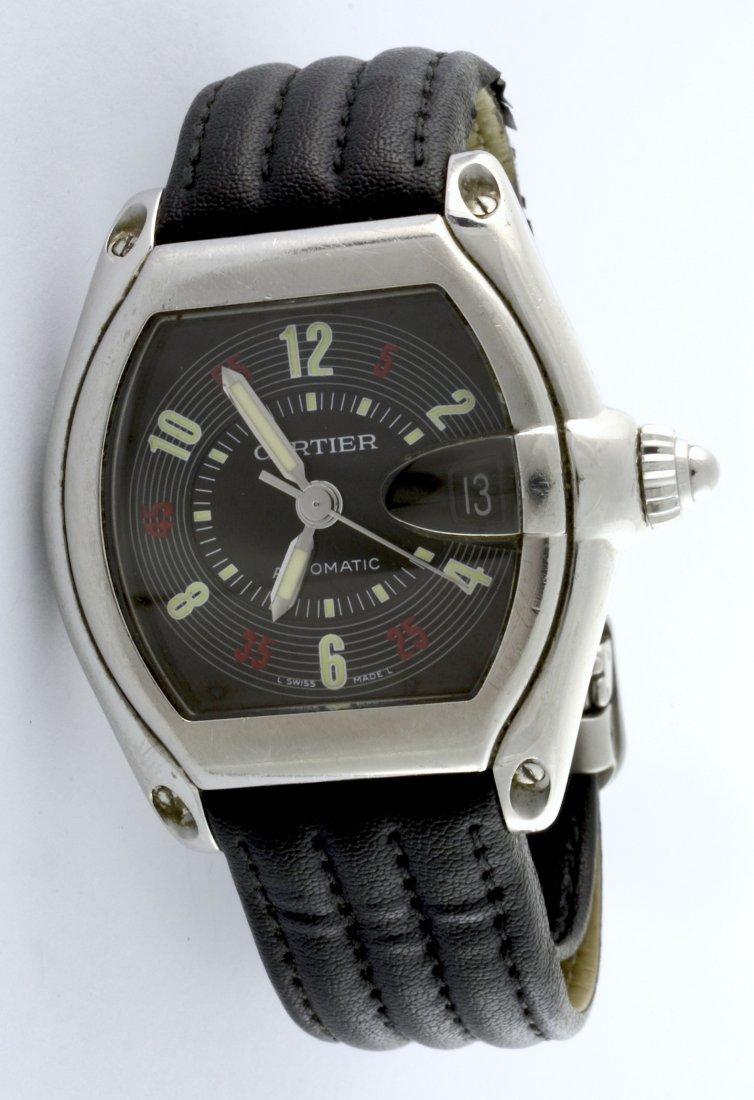 Cartier Roadster Wristwatch