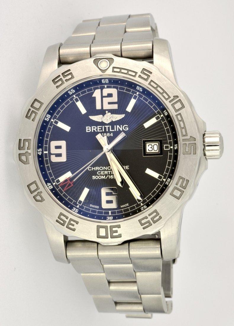 Breitling Chronometre S/S Watch