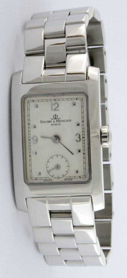 Baume & Mercier S/S Hampton Watch