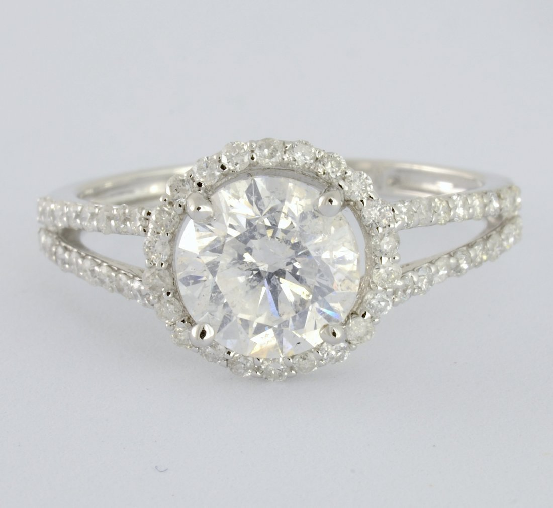 Diamond Ring Appraised Value: $23,130