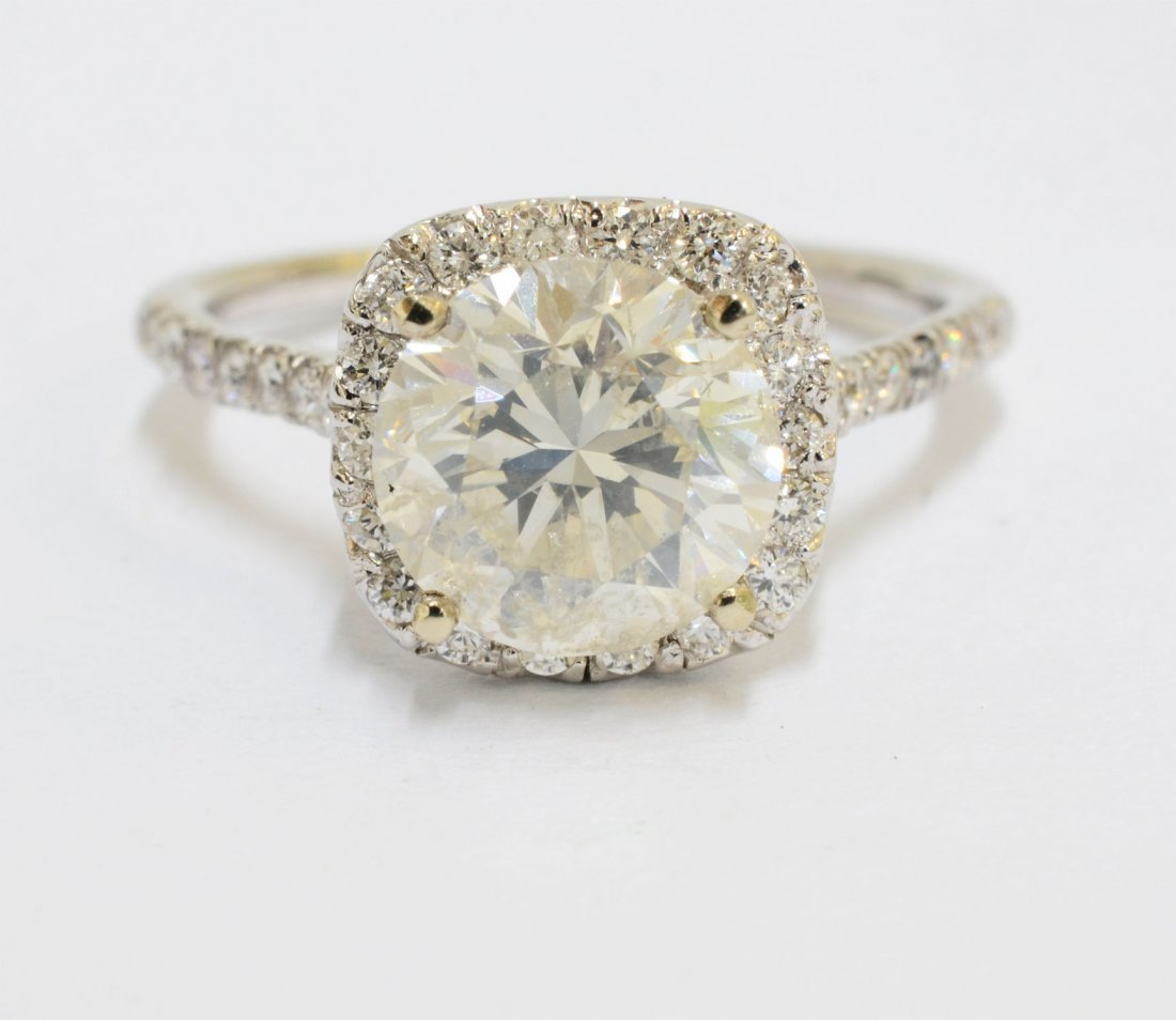 Diamond Ring Appraised Value: $40,000