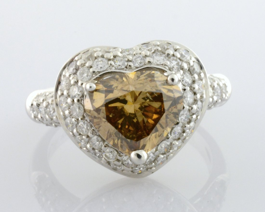 Diamond Ring Appraised Value: $24,100