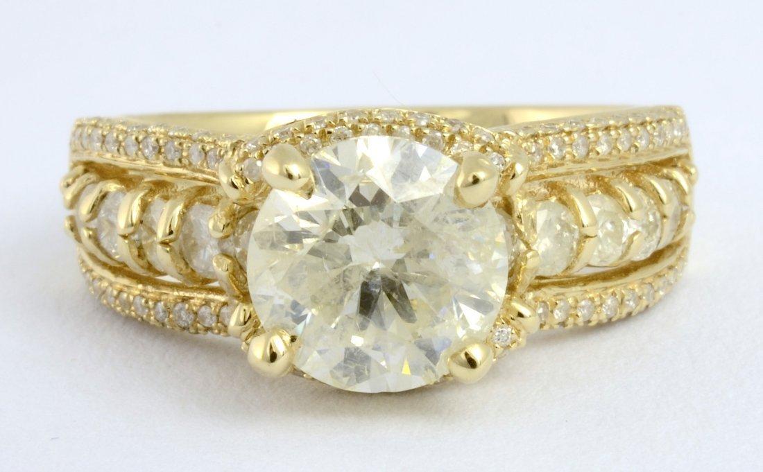 Diamond Ring Appraised Value: $22,070