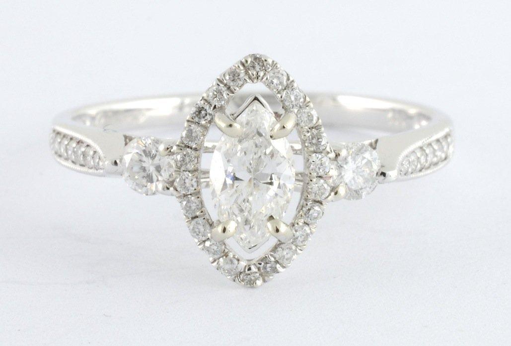 Diamond Ring Appraised Value: $3,640
