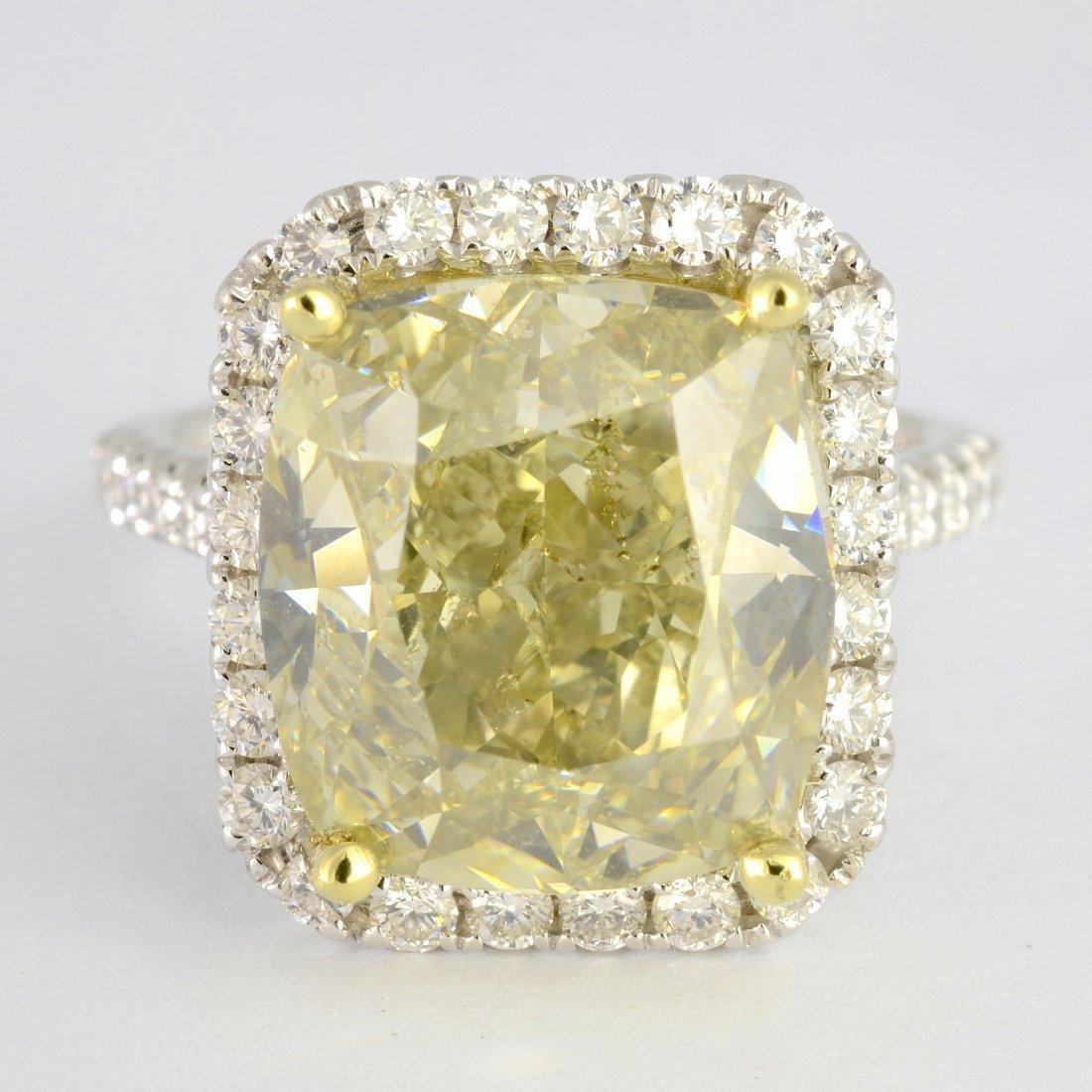 9.02 ct SI2 Clarity Diamond Ring AV: $328,615