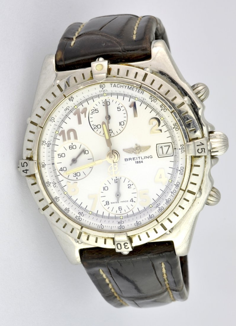 Breitling S/S Chronographe Watch