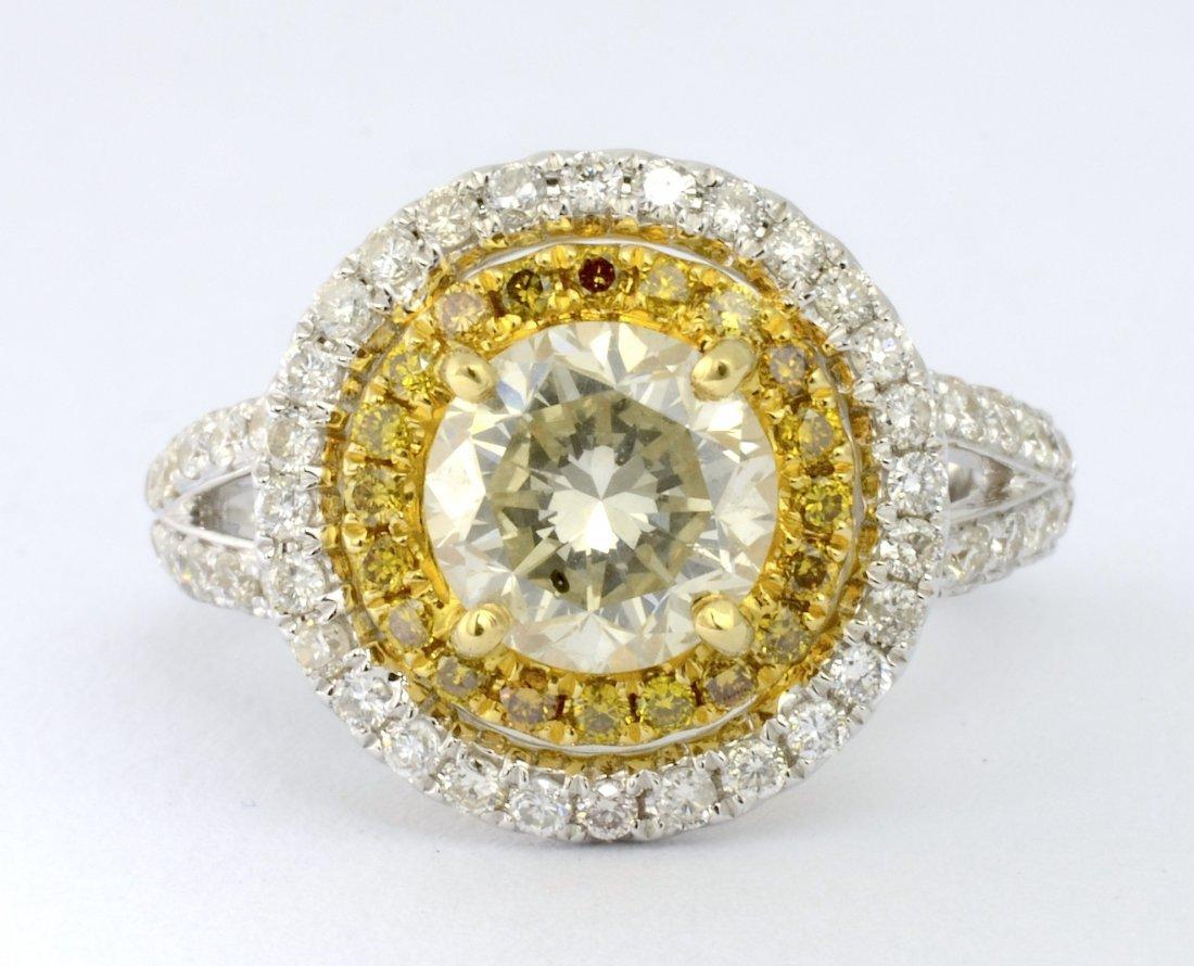 Diamond Ring Appraised Value: $42,465