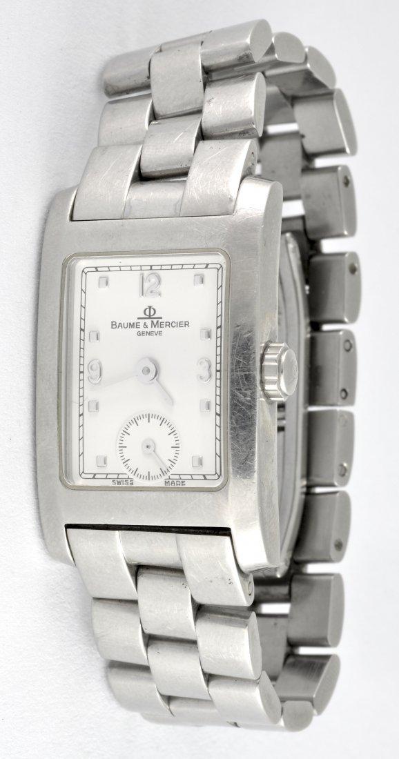 Baume & Mercier Hampton S/S Watch