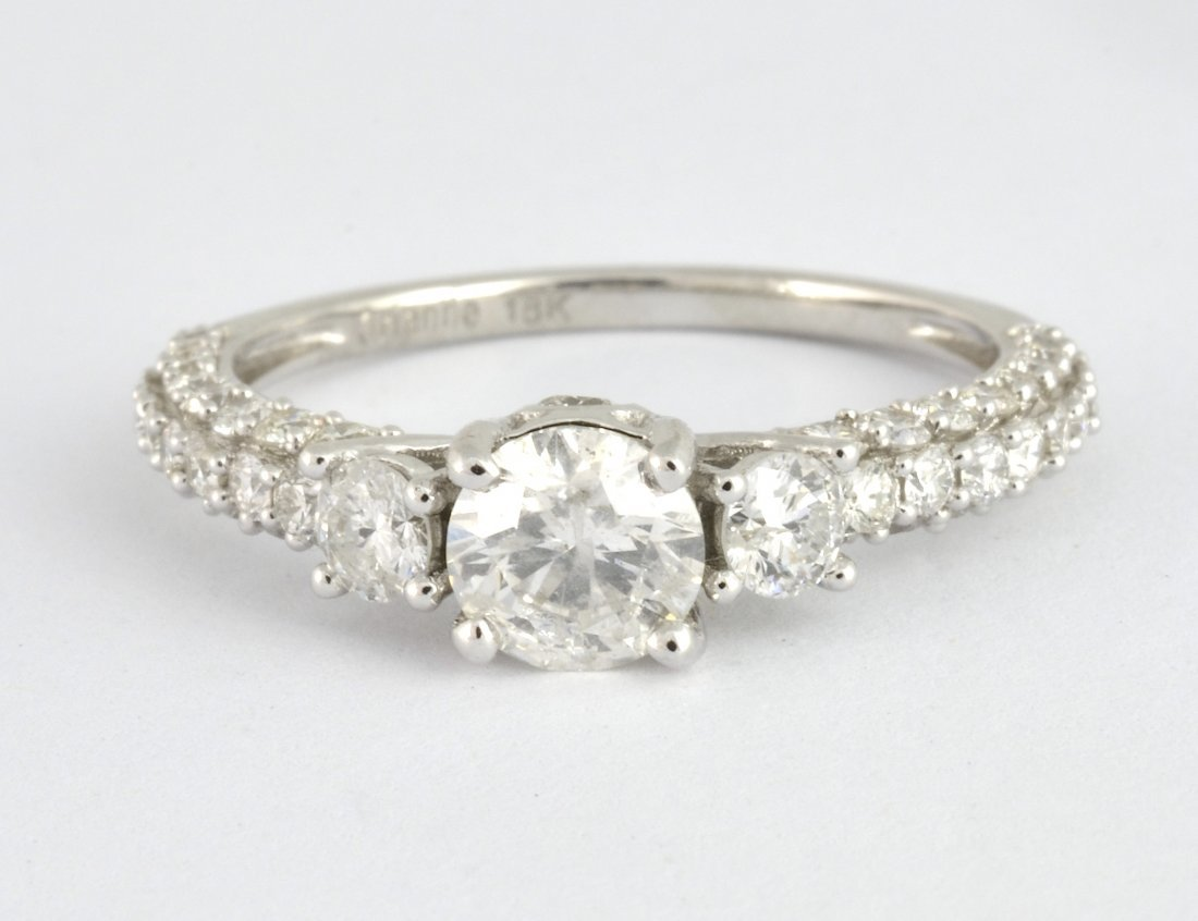 1.50 ct Diamond Ring Appraised Value: $6,300