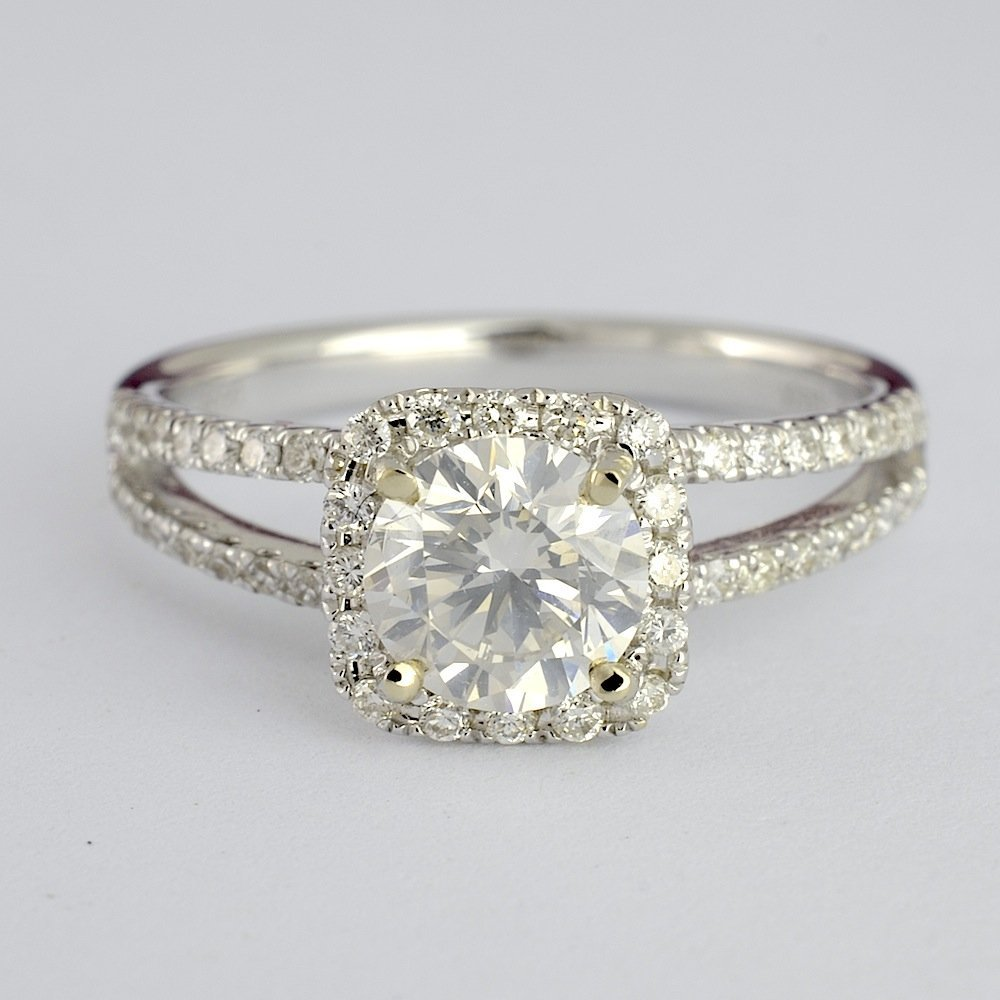 Diamond Ring (EGL USA CERTIFIED) AV: $17,855