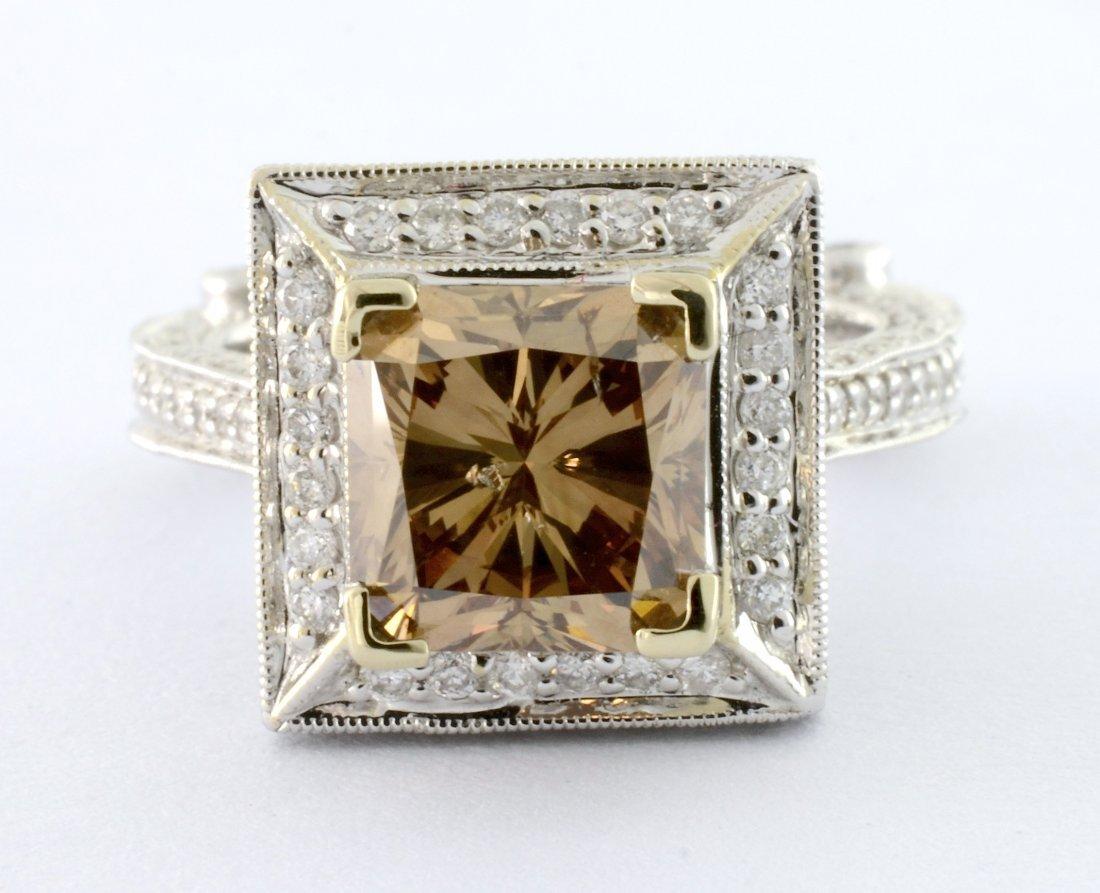Diamond Ring (EGL USA CERTIFIED) AV: $55,225