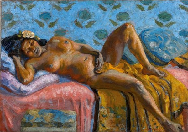 22: Gerard Pieter ADOLFS, dit GER (1897-1968),  The Tah