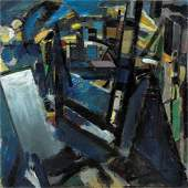 197: Irma STERN (1894-1966) South african The Port