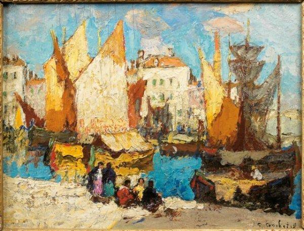 1: Constantin Ivanovitch GORBATOV (1876-1945)Russian La