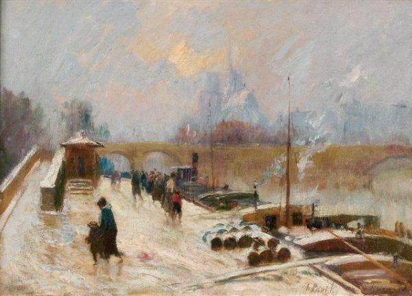 13: Élie-Anatole PAVIL (1873-1948), Russian Notre-Dame