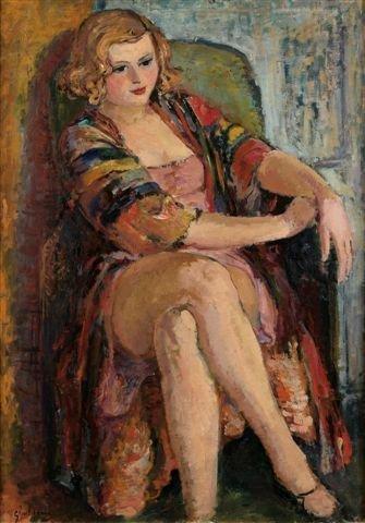 68: Nicola (Nicolaï Petrovich) GLOUTCHENKO (1902-1977)