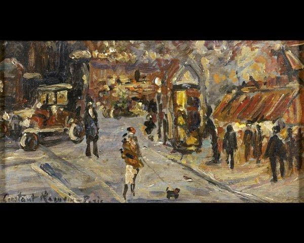 19: Constant-Alexis KOROVINE (1861-1939) Les Grands Bou