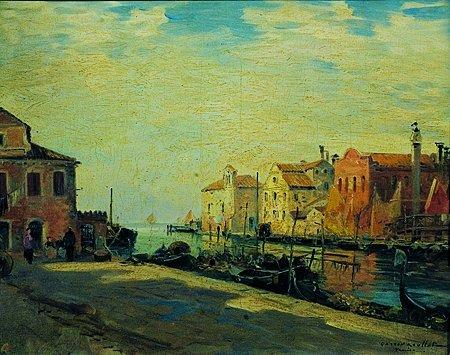 17: Gaston Marie Anatole ROULLET (1847-1925) Promenade