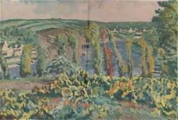 70 Mathurin MEHEUT 18821958 Bords de la Rance Goua