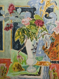 9: JEAN-JULES-LOUIS CAVAILLES (1901-1977) Vase de fleur