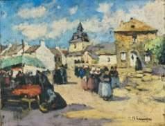 19: Ren�e CARPENTIER (n�e en 1913) Dimanche ensoleill�