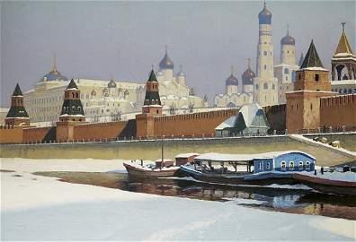 1005: Mikhail Markinovitch GUERMACHEFF (1867-1930) Le K