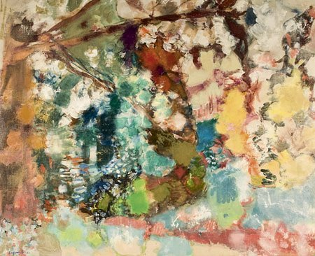 11: Raymond Jean LEGUEULT (1898-1971)* La forêt normand