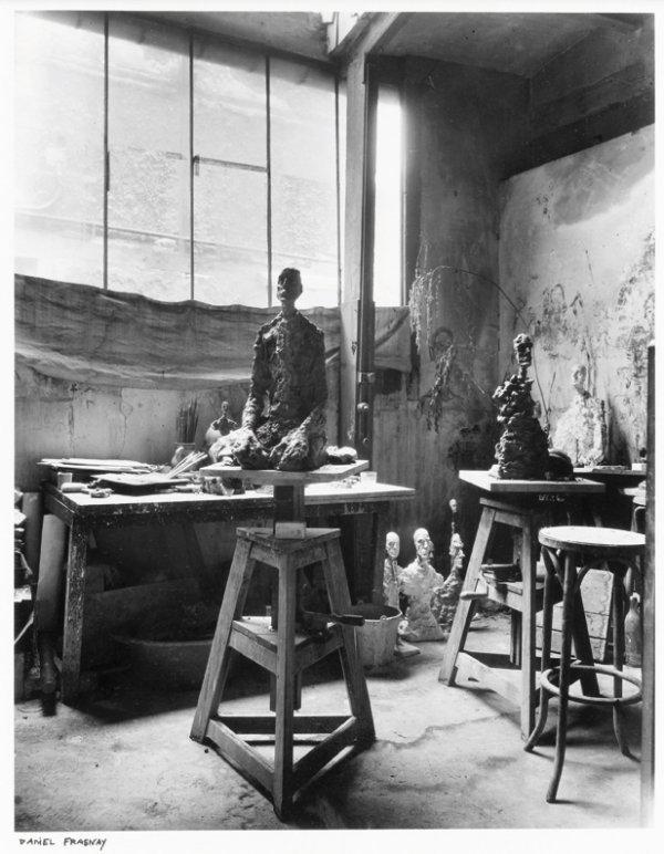 10: Daniel FRASNAY (France - né en 1928)  Buste d'Elie