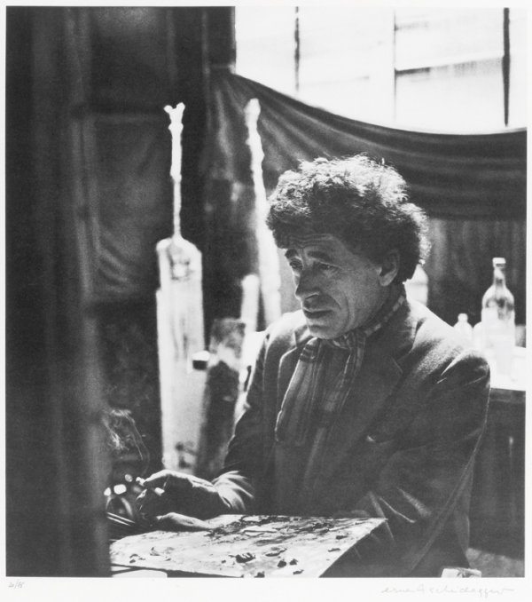 13: Ernst Scheidegger (Suisse - né en 1923) Alberto dan